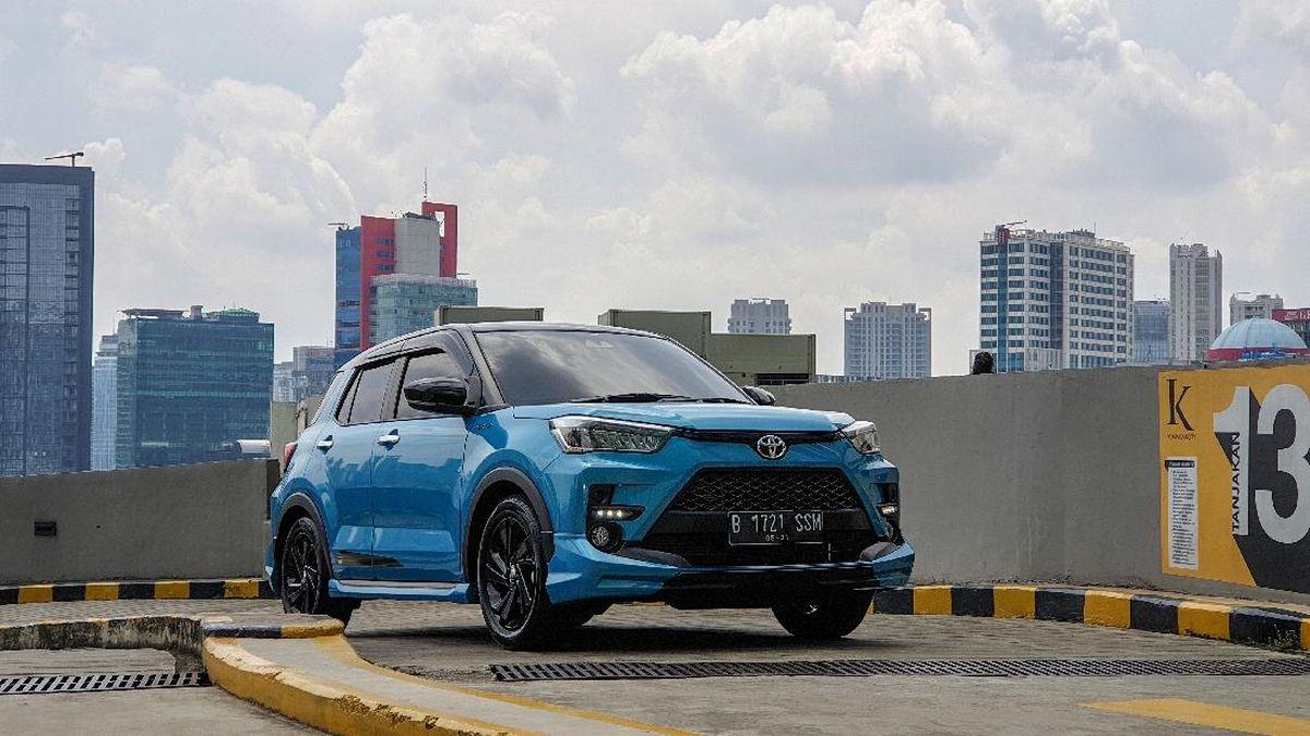 Keunggulan dan Fitur-fitur Mobil Toyota Raize